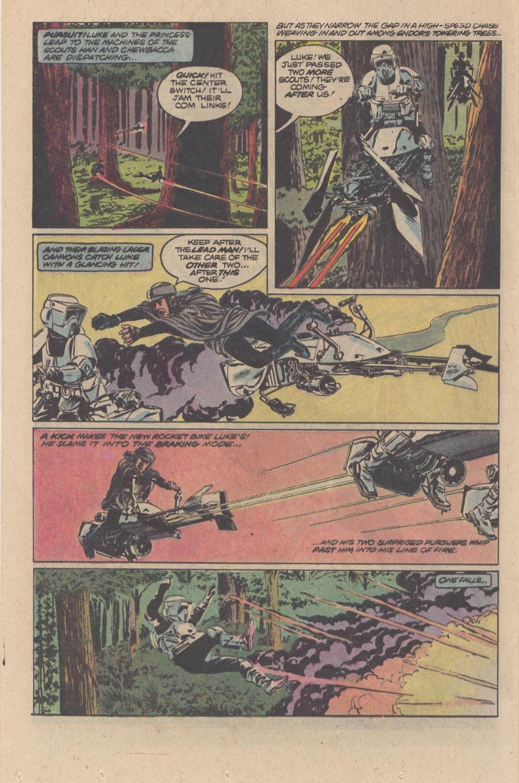 Read online Star Wars: Return of the Jedi comic -  Issue #3 - 11