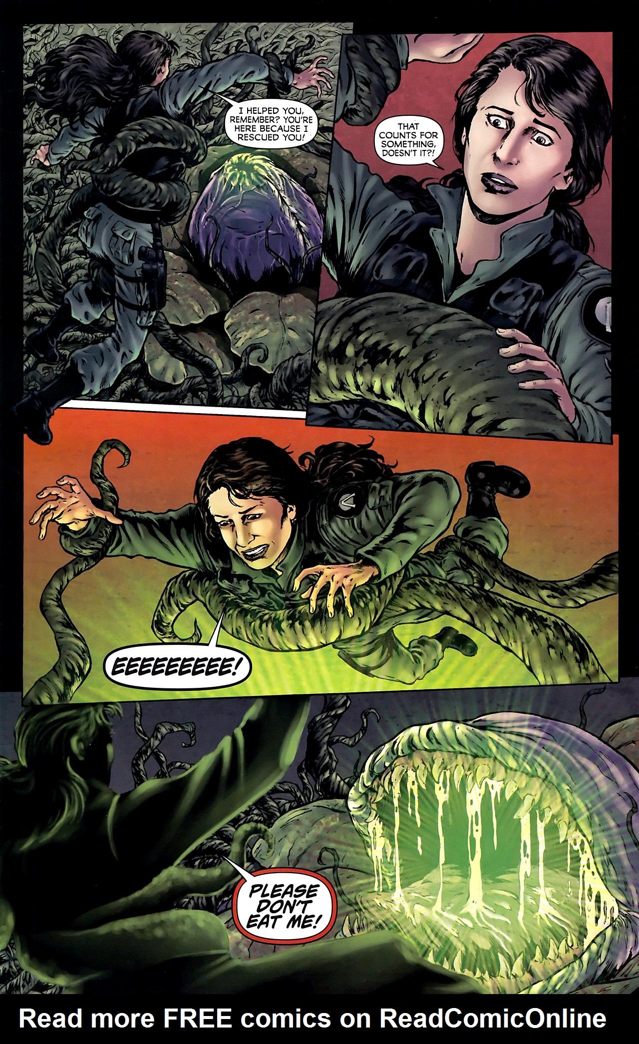 Read online Stargate Vala Mal Doran comic -  Issue #4 - 17