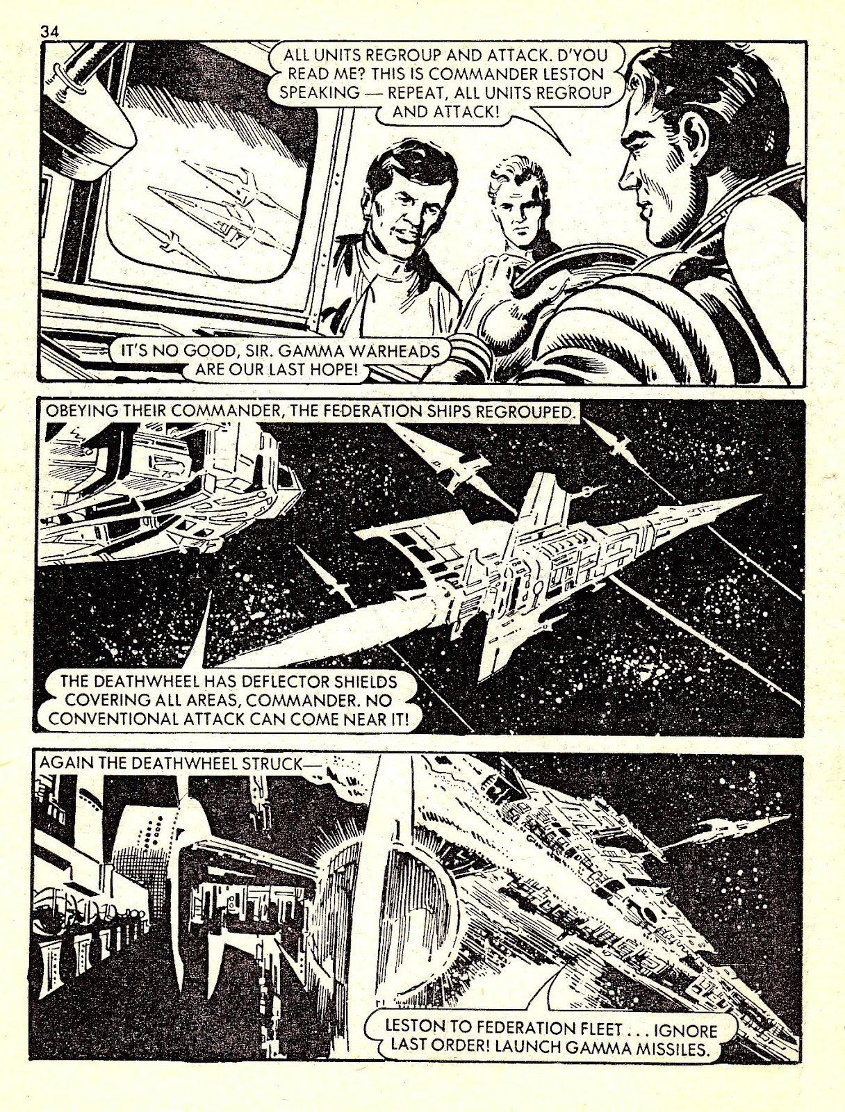 Starblazer issue 140 - Page 34