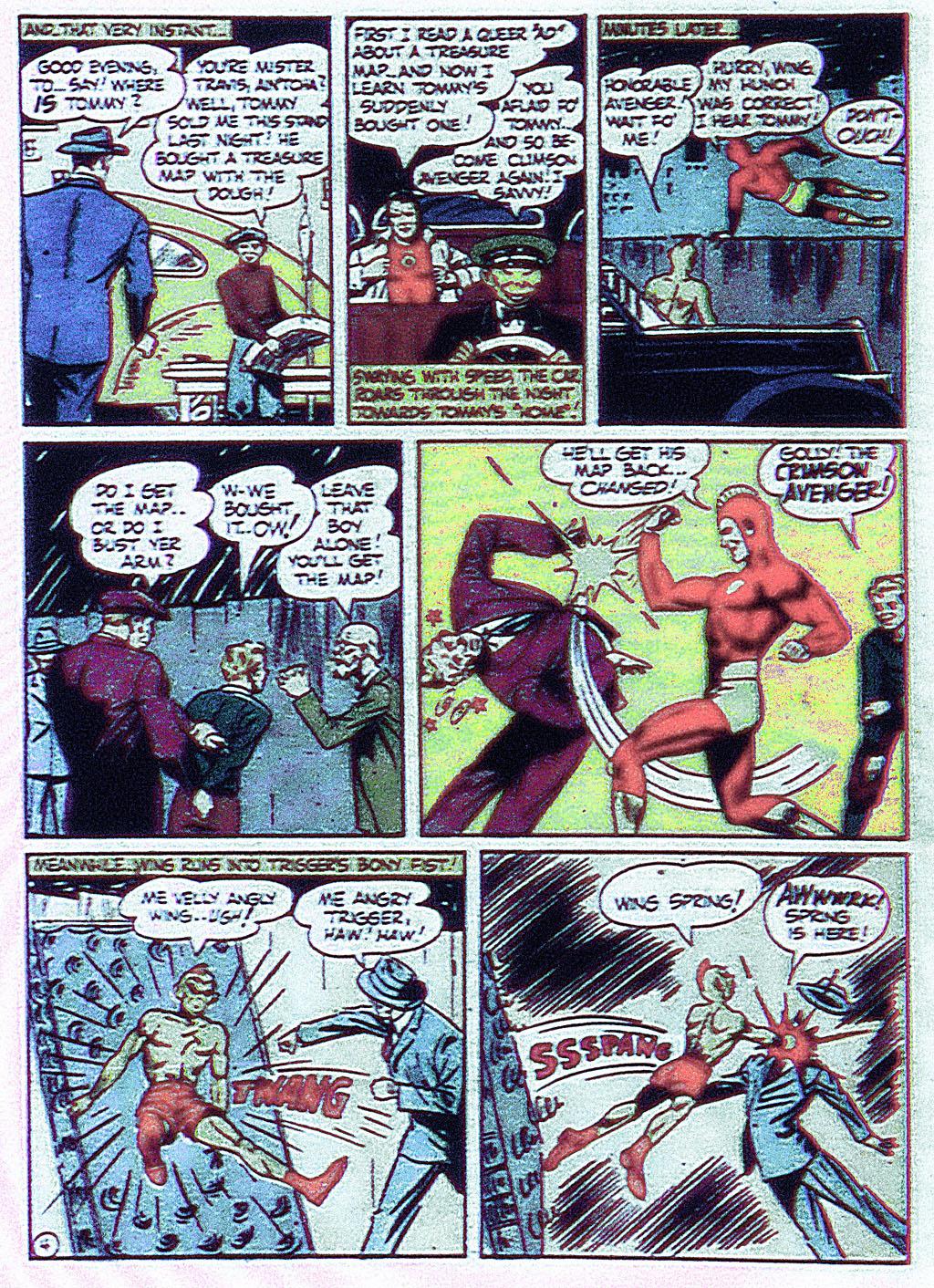 Read online Detective Comics (1937) comic -  Issue #68 - 34