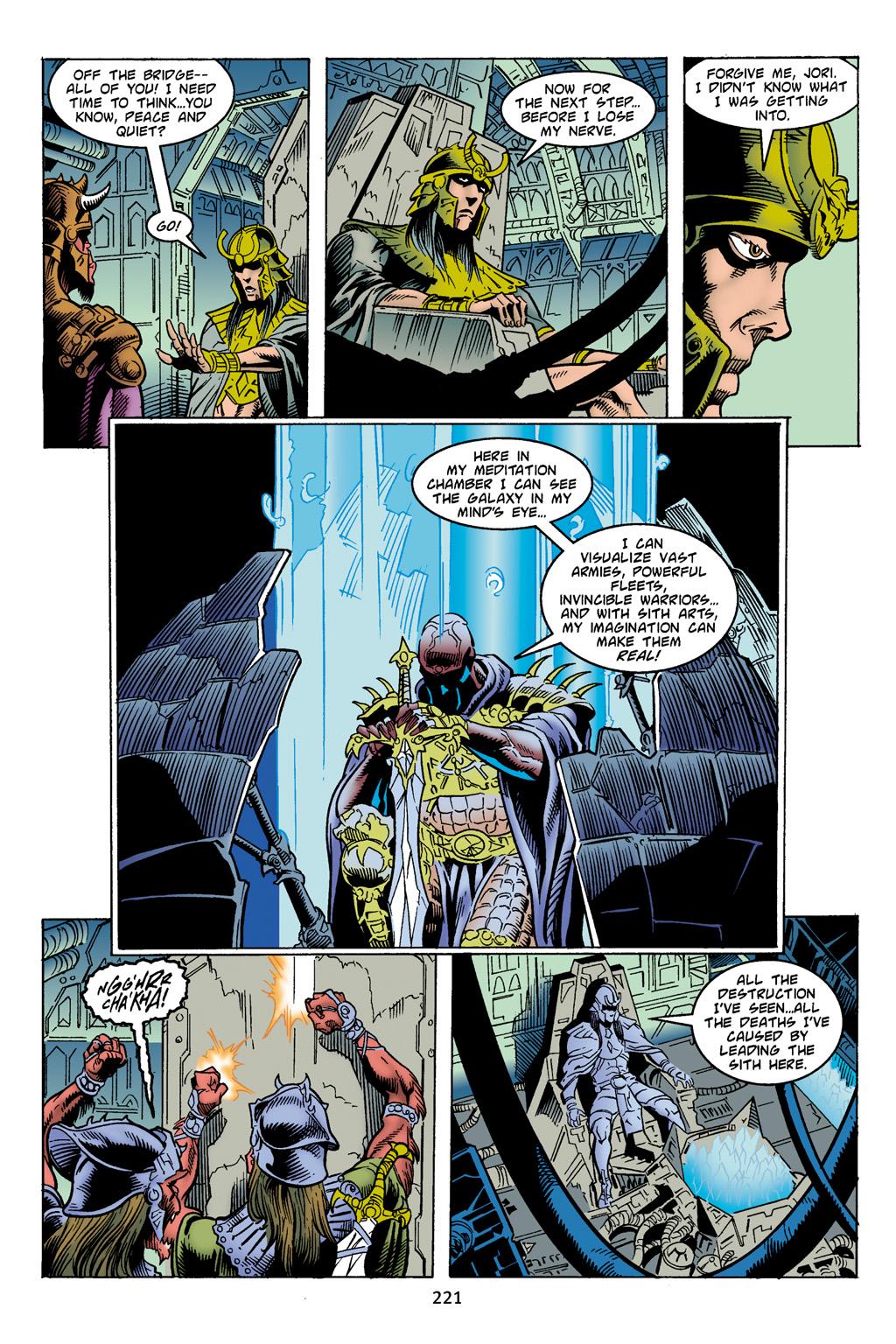 Read online Star Wars Omnibus comic -  Issue # Vol. 4 - 212