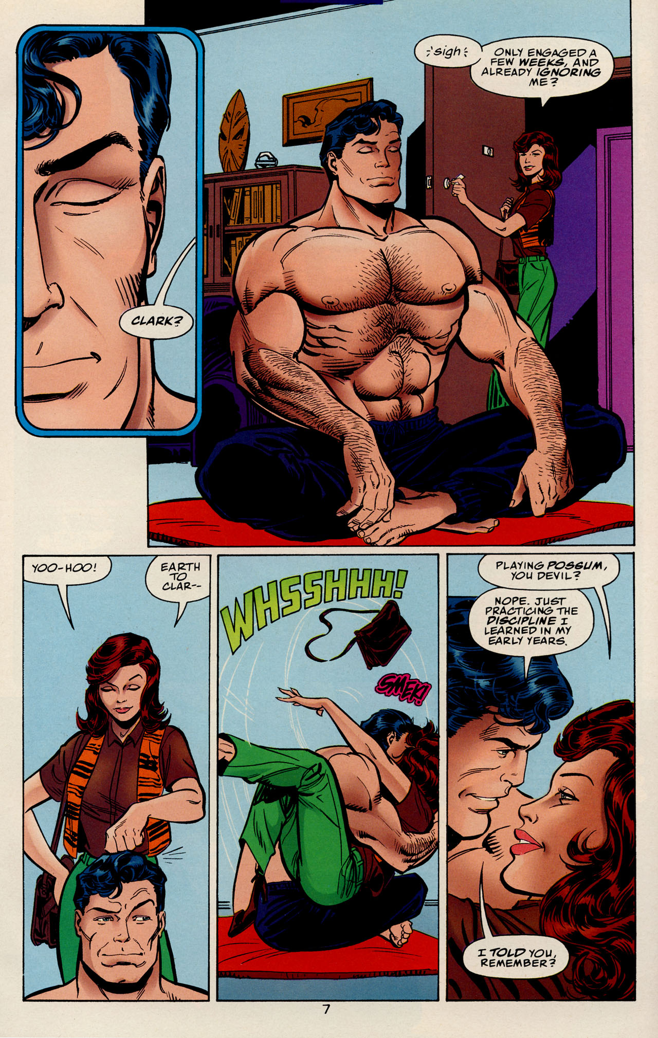 Action Comics (1938) 728 Page 9