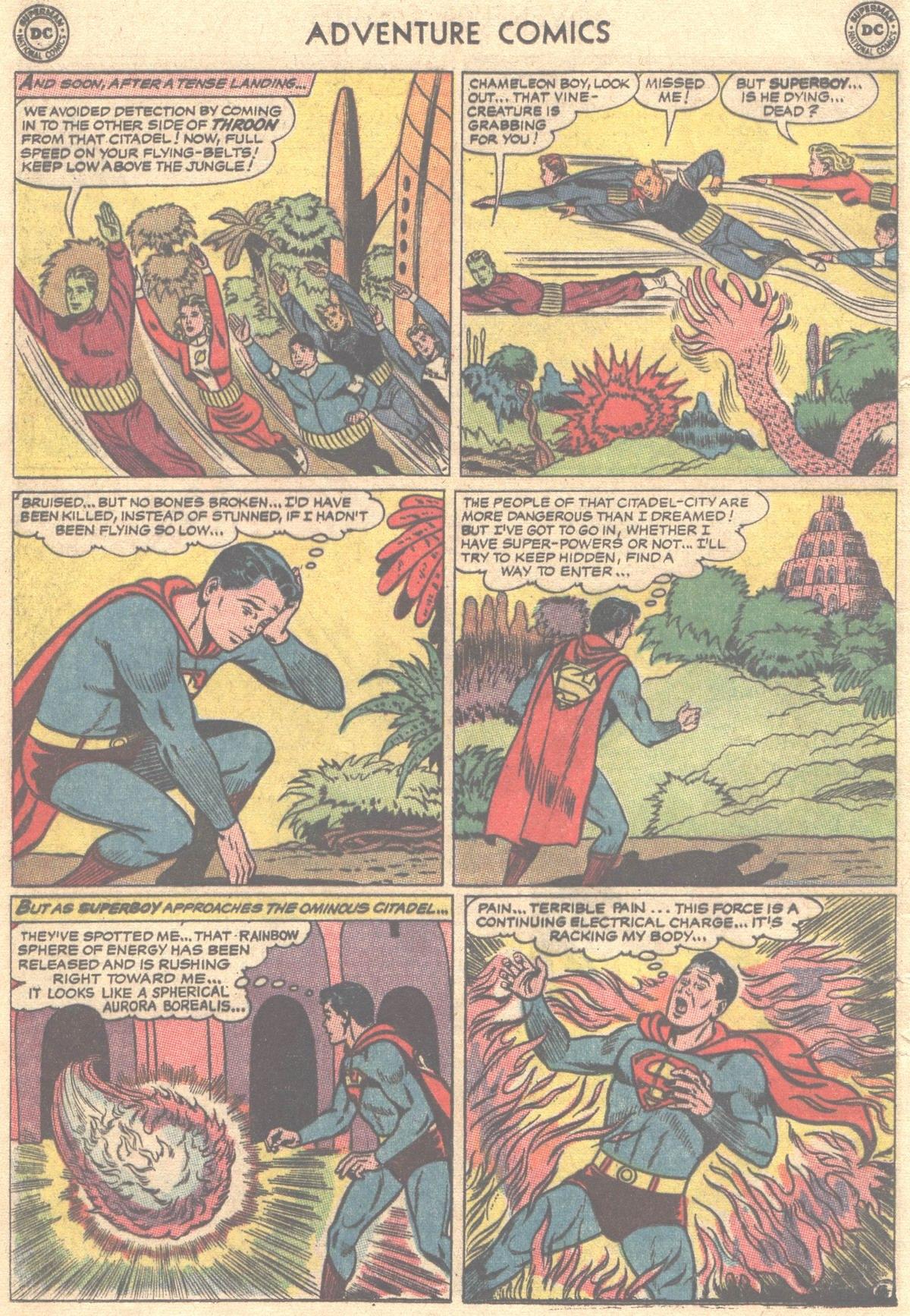 Read online Adventure Comics (1938) comic -  Issue #319 - 9