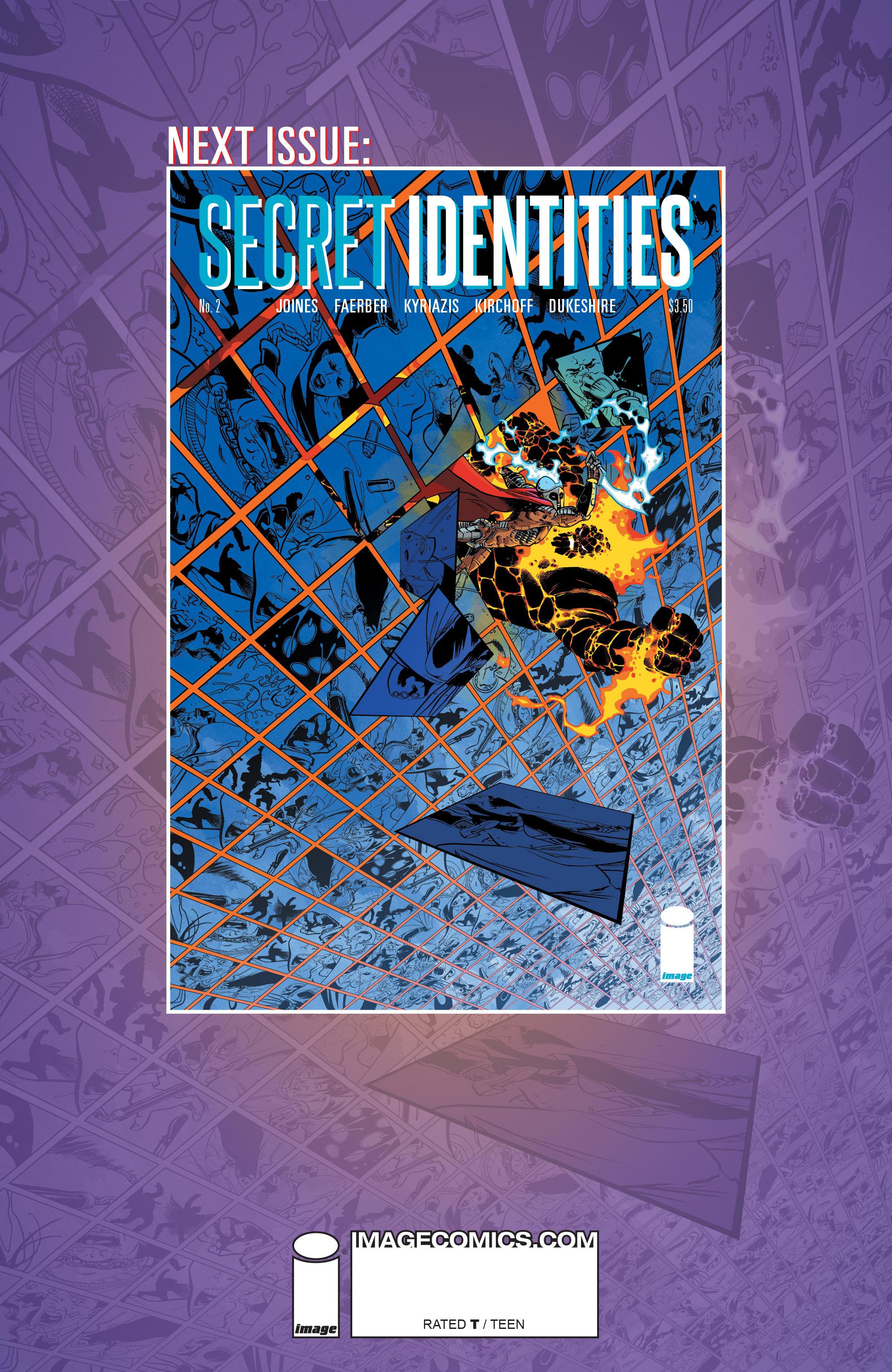 Read online Secret Identities comic -  Issue #1 - 31