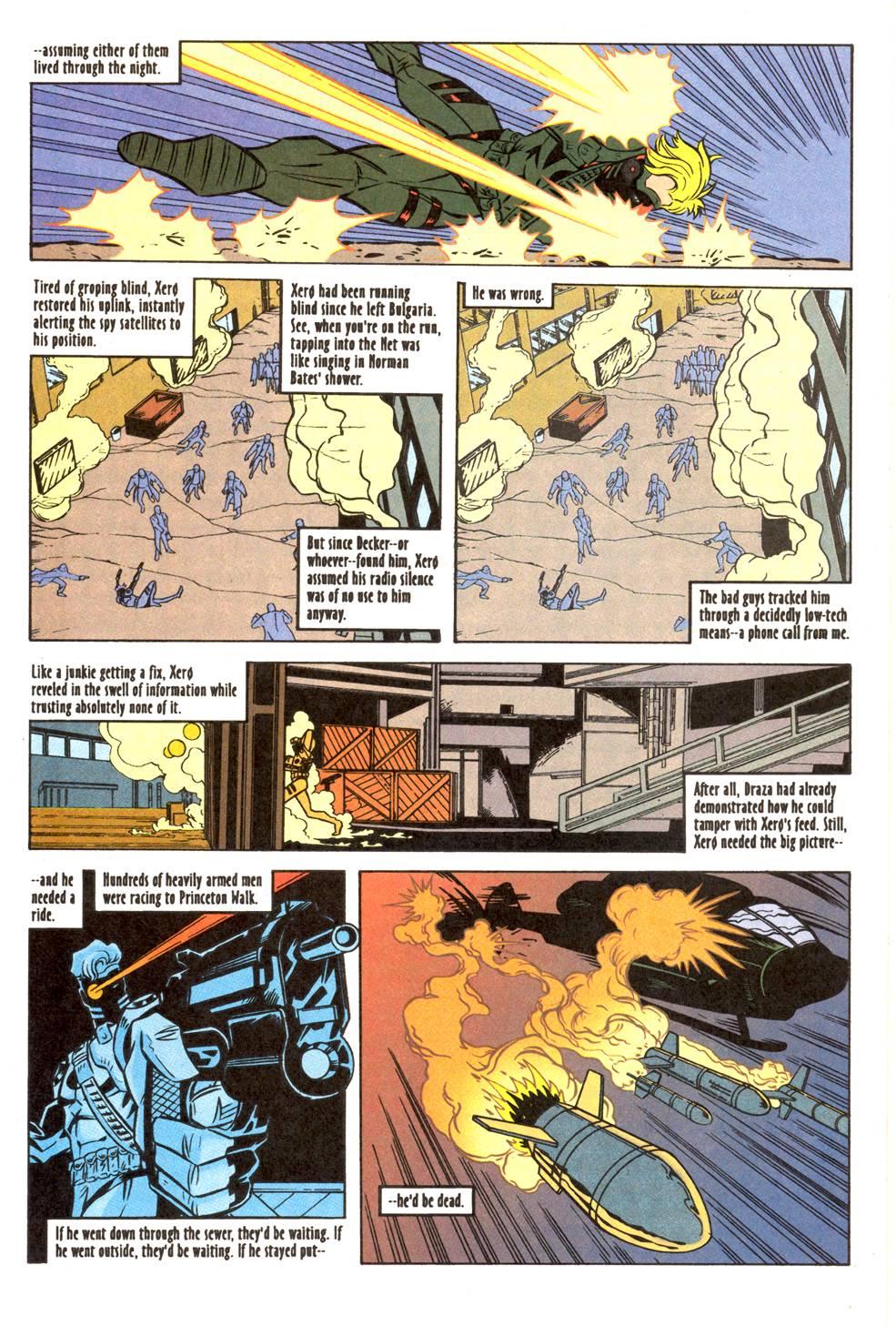 Read online Xero comic -  Issue #11 - 11