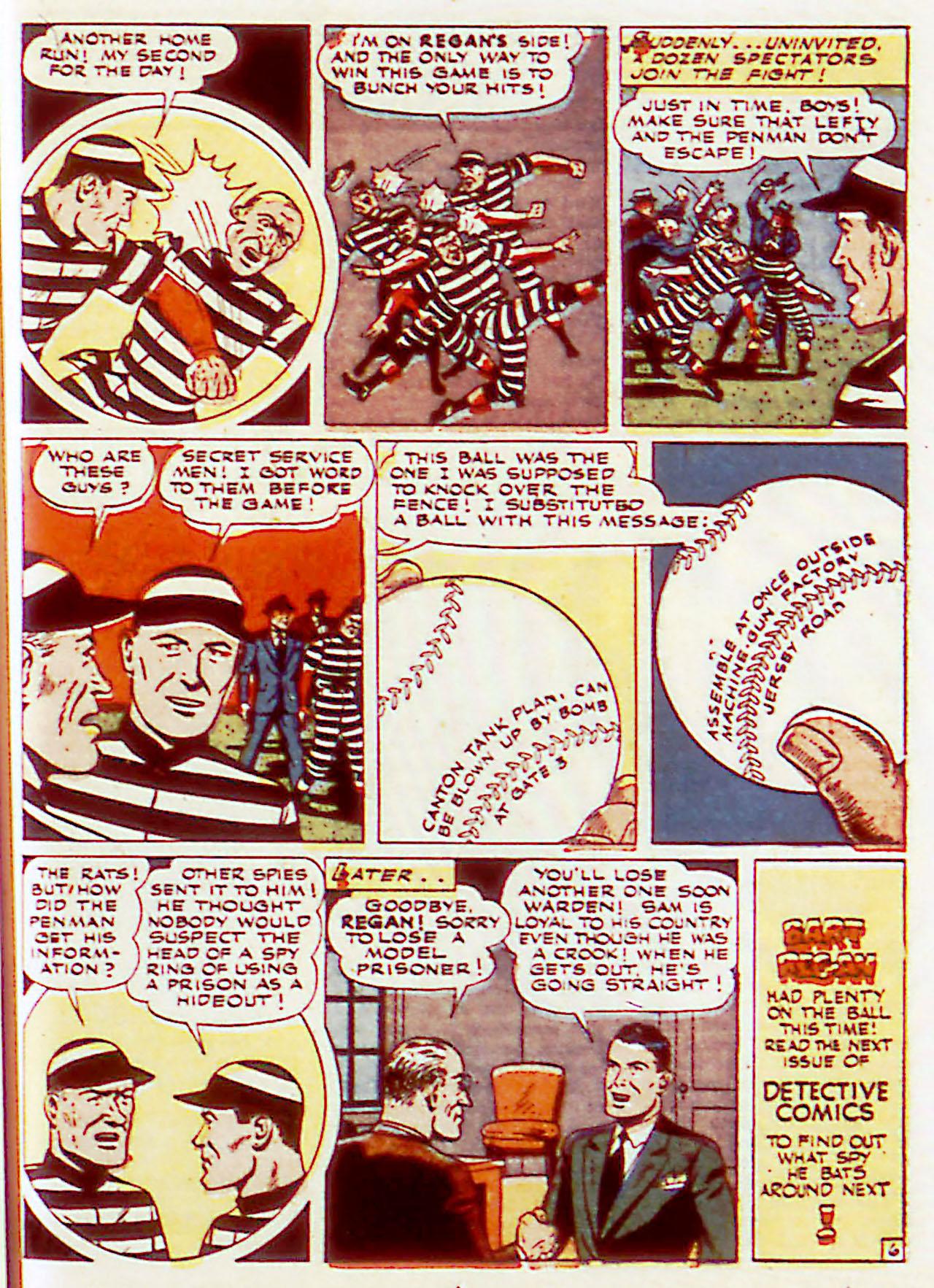 Read online Detective Comics (1937) comic -  Issue #71 - 47