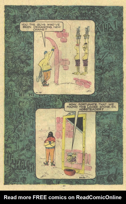 Read online Plop! comic -  Issue #9 - 24