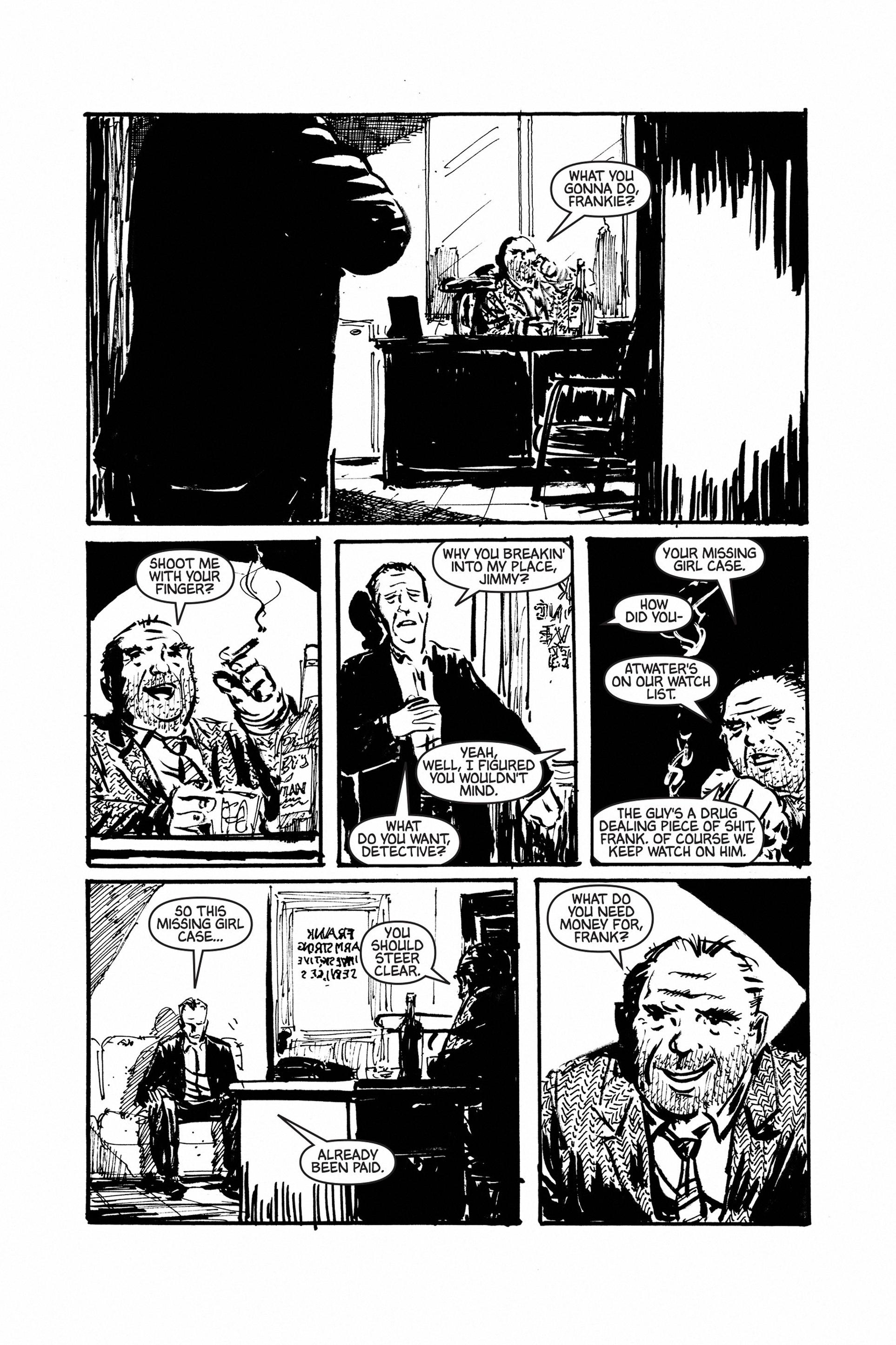 Read online Tumor comic -  Issue # TPB - 30