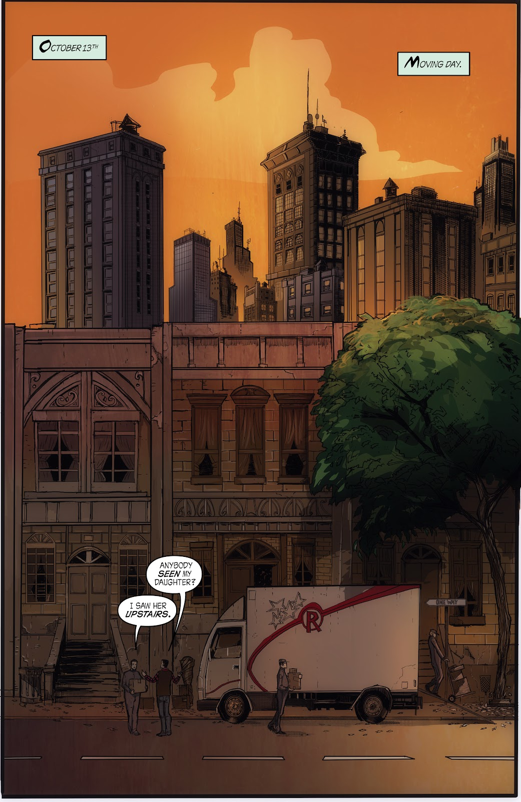 Read online John Carpenter Presents Storm Kids: Monica Bleue: A Werewolf Story comic -  Issue #1 - 3