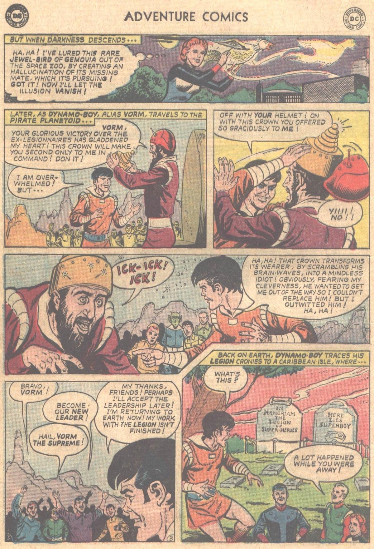 Read online Adventure Comics (1938) comic -  Issue #331 - 13