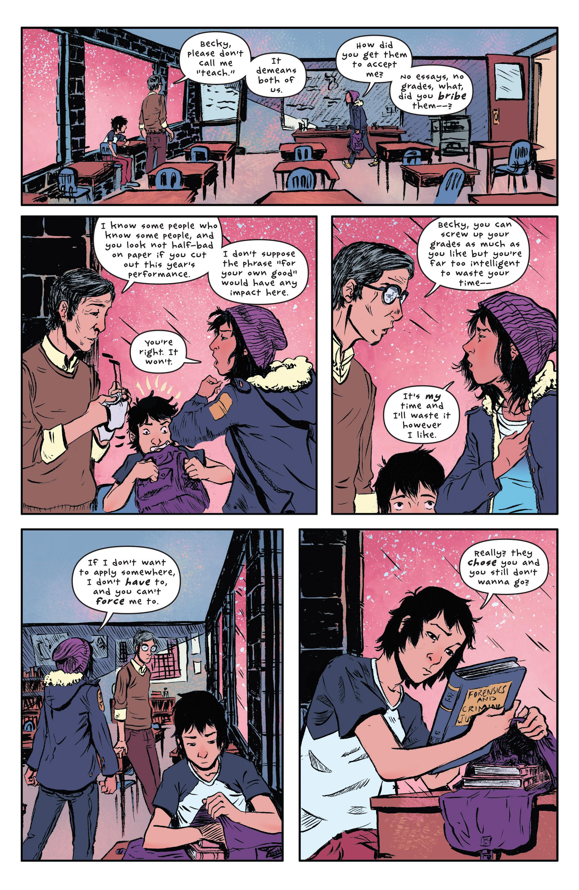 Read online UFOlogy comic -  Issue #1 - 8