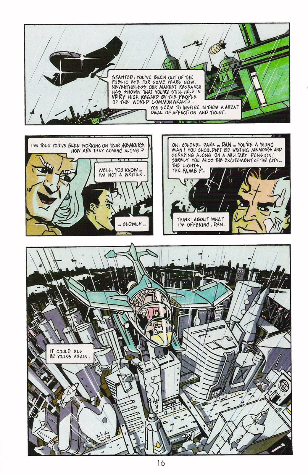 Read online Dare comic -  Issue #1 - 18