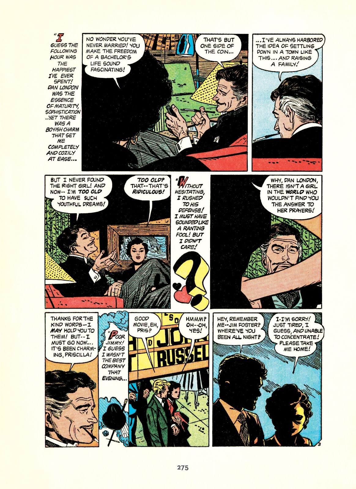 Read online Setting the Standard: Comics by Alex Toth 1952-1954 comic -  Issue # TPB (Part 3) - 76