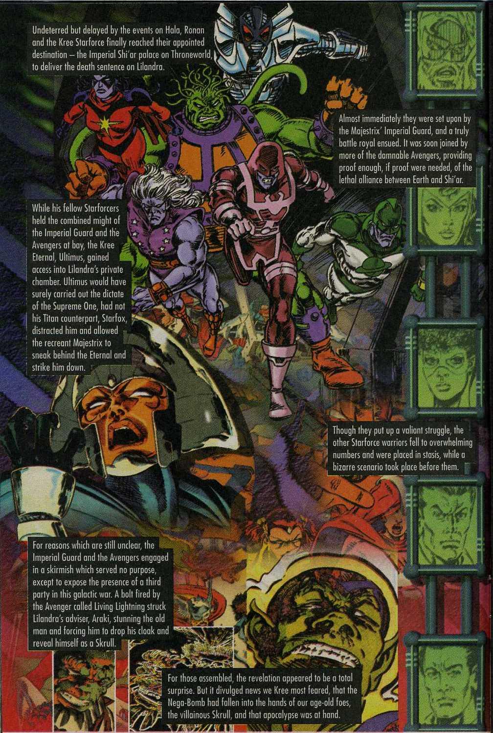 Read online Avengers Strike File comic -  Issue # Full - 13