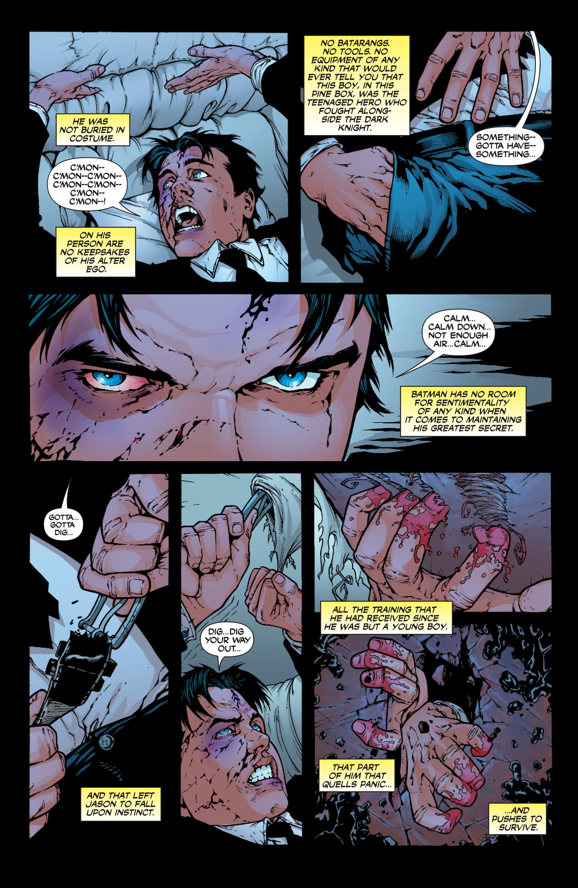Read online Batman: Under The Red Hood comic -  Issue # Full - 330