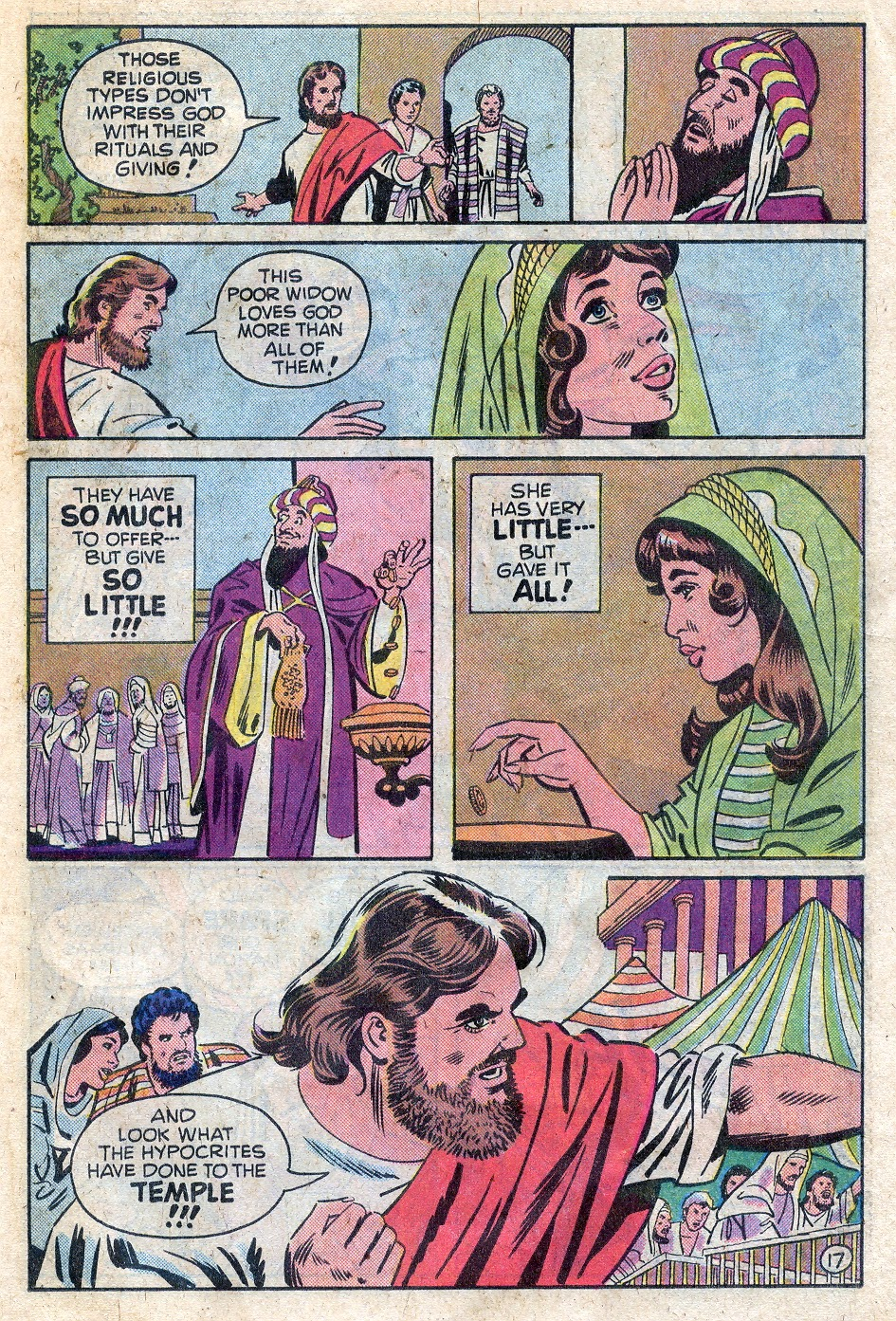 Jesus issue Full - Page 19