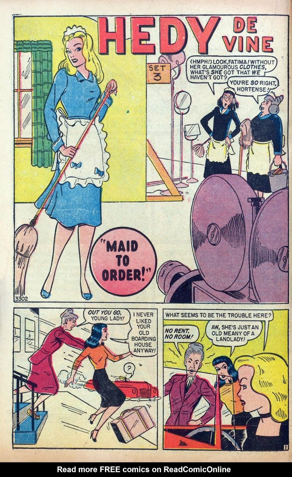 Hedy De Vine Comics issue 31 - Page 30