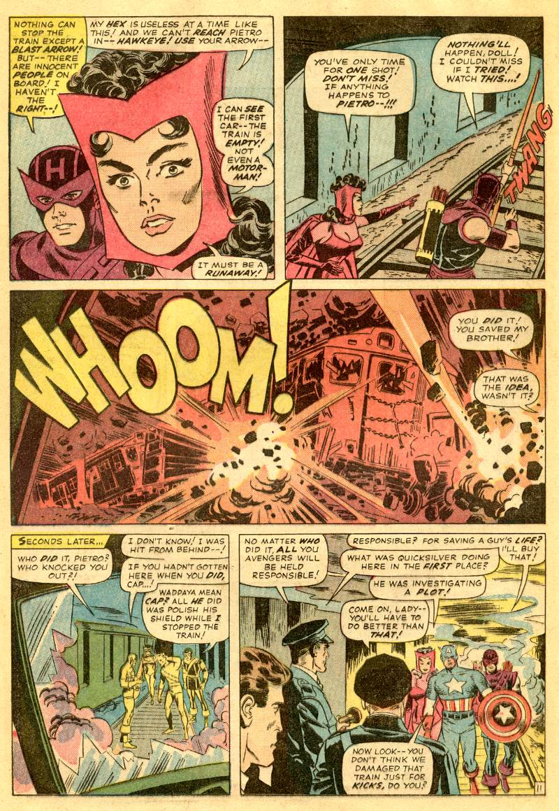 The Avengers (1963) 21 Page 15