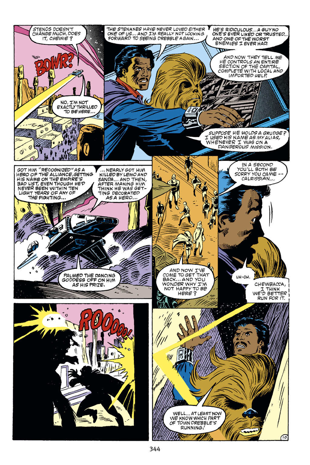 Read online Star Wars Omnibus comic -  Issue # Vol. 21.5 - 72
