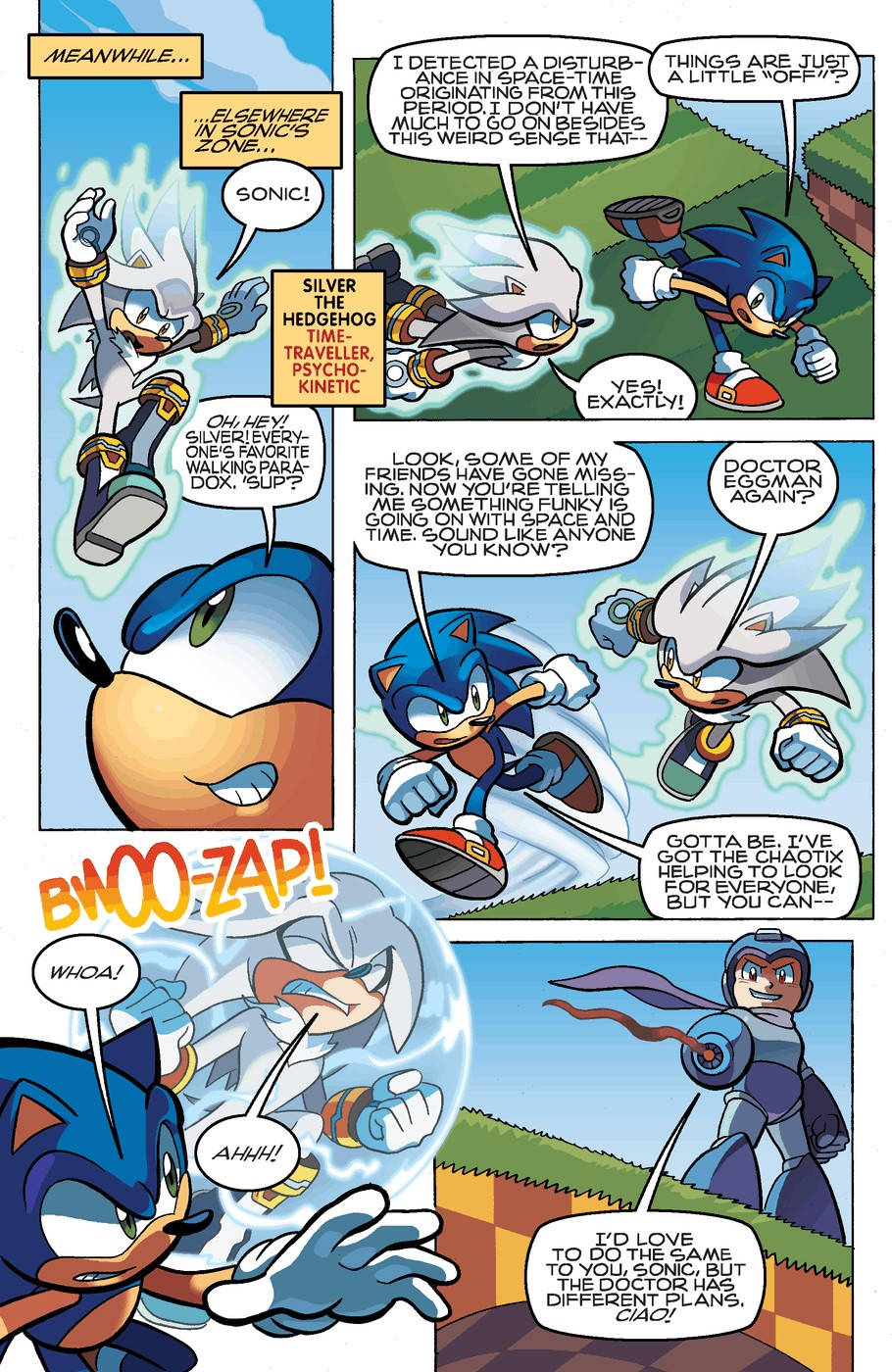 Read online Sonic Universe comic -  Issue #51 - 18