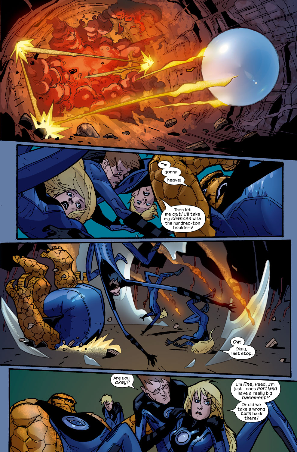 Read online Ultimate Fantastic Four (2004) comic -  Issue # _Annual 2 - 16