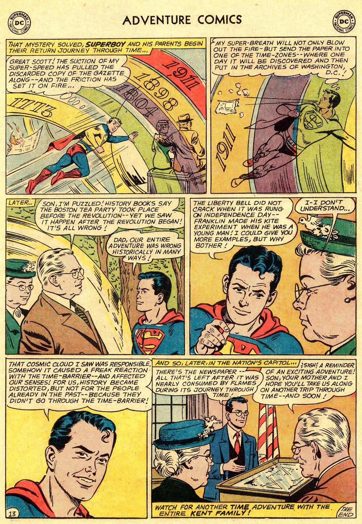 Read online Adventure Comics (1938) comic -  Issue #296 - 15