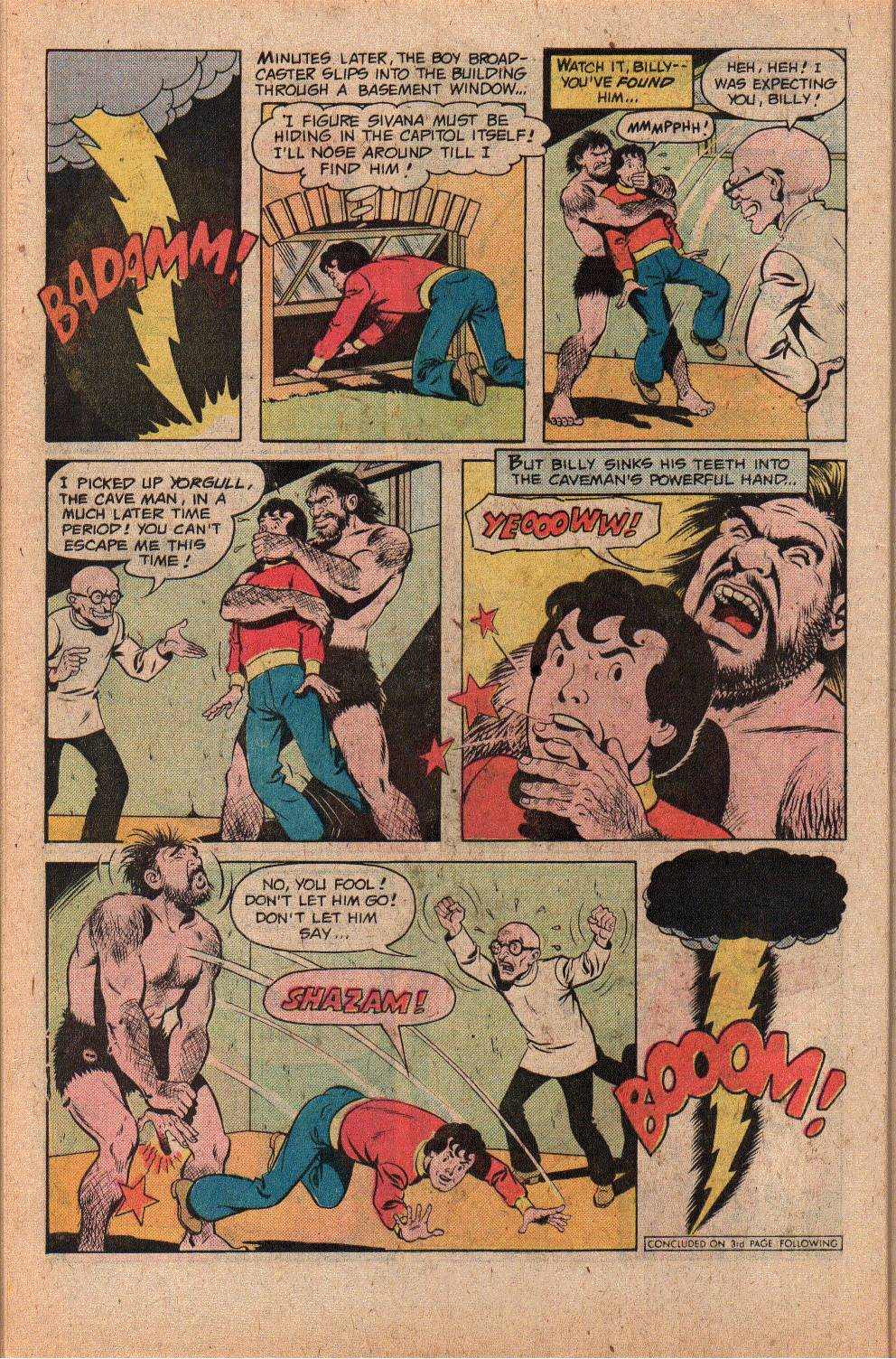 Read online Shazam! (1973) comic -  Issue #26 - 28