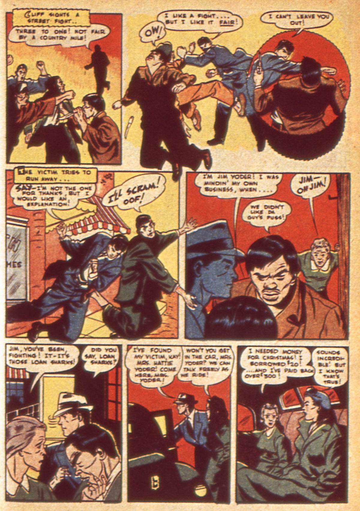 Read online Detective Comics (1937) comic -  Issue #49 - 45