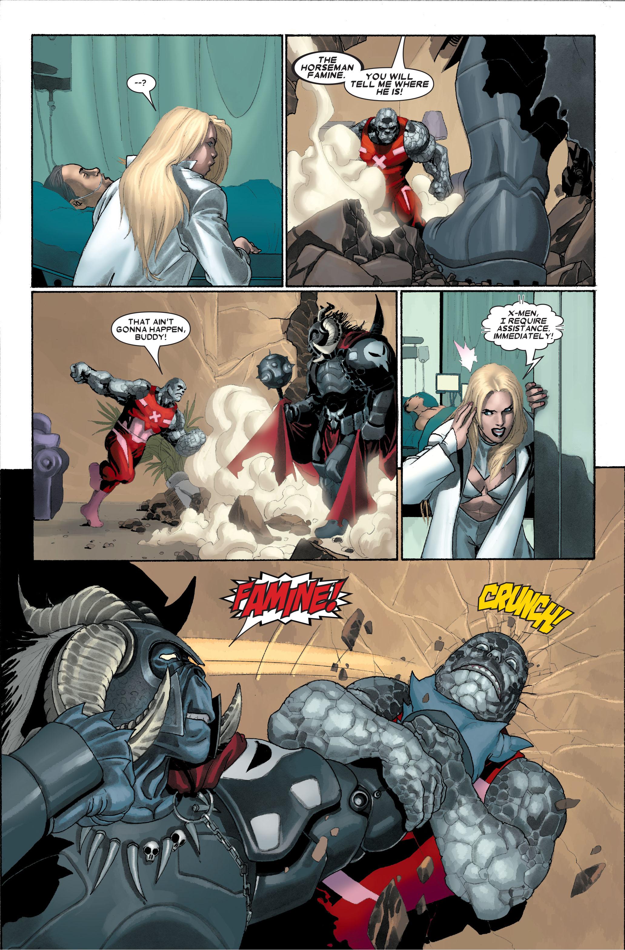 X-Men (1991) 185 Page 6