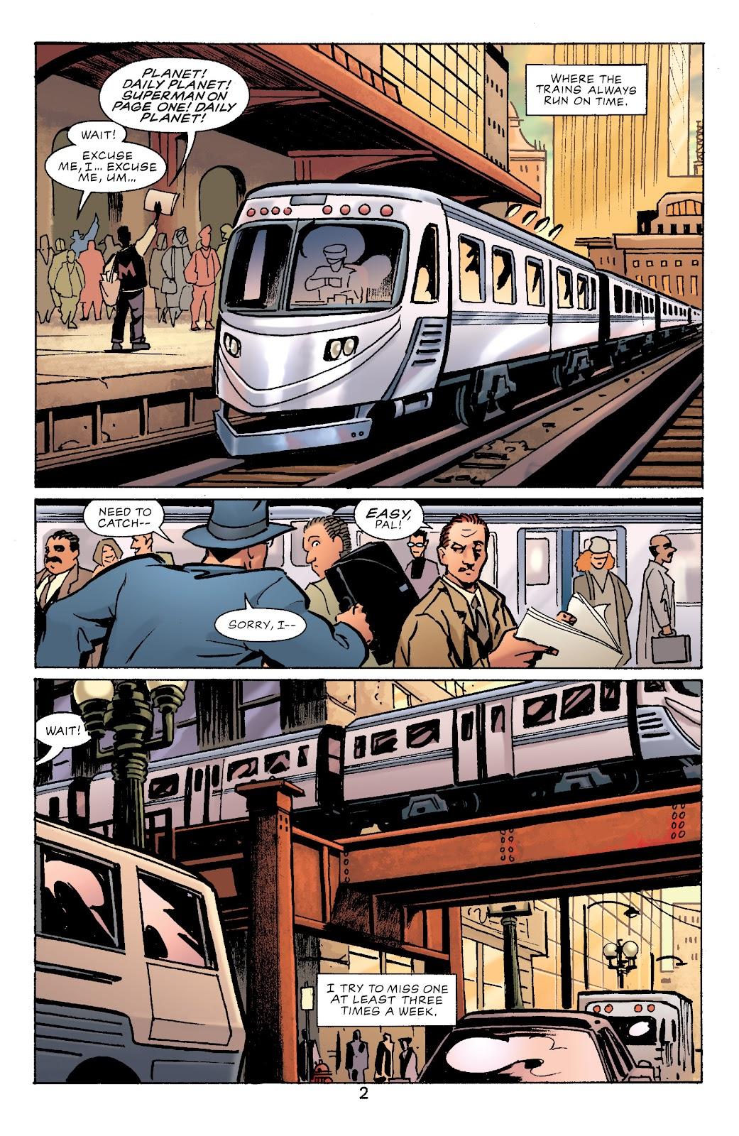 Batman/Superman/Wonder Woman: Trinity issue 1 - Page 4