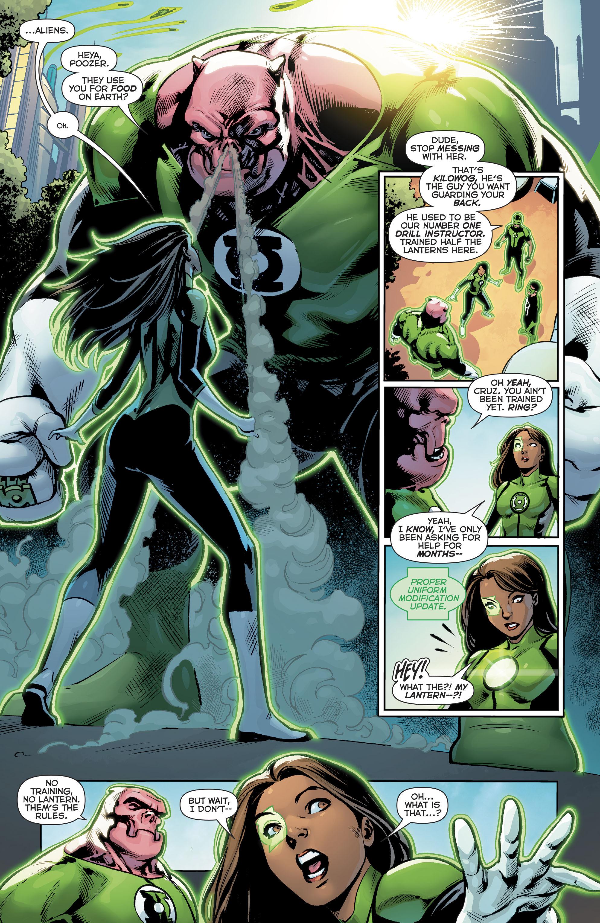 Read online Green Lanterns comic -  Issue #22 - 13
