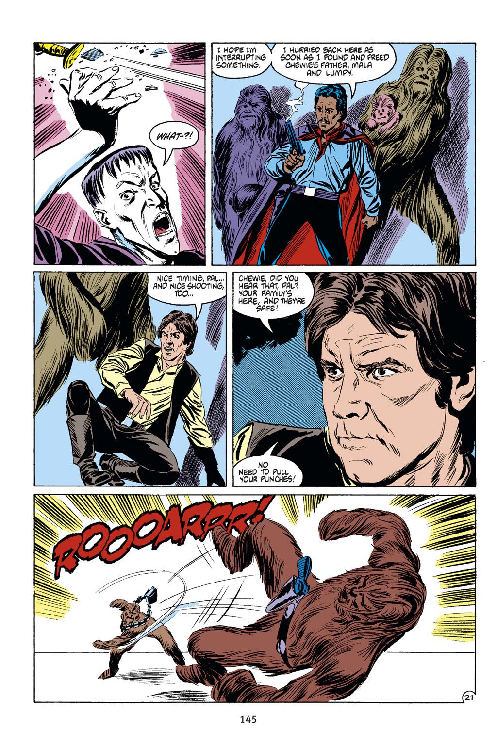 Read online Star Wars Omnibus comic -  Issue # Vol. 21 - 139