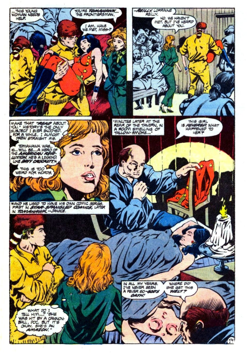 The Fury of Firestorm Issue #42 #46 - English 15