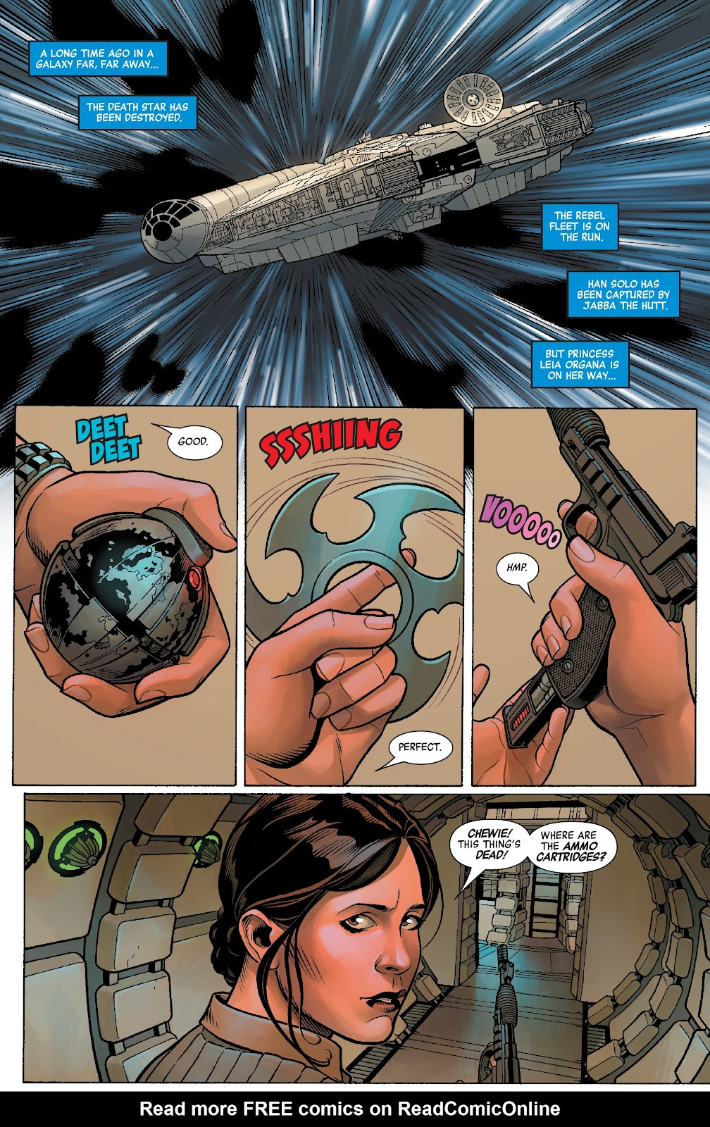 Read online Star Wars: Age of Rebellion - Heroes comic -  Issue # TPB - 6