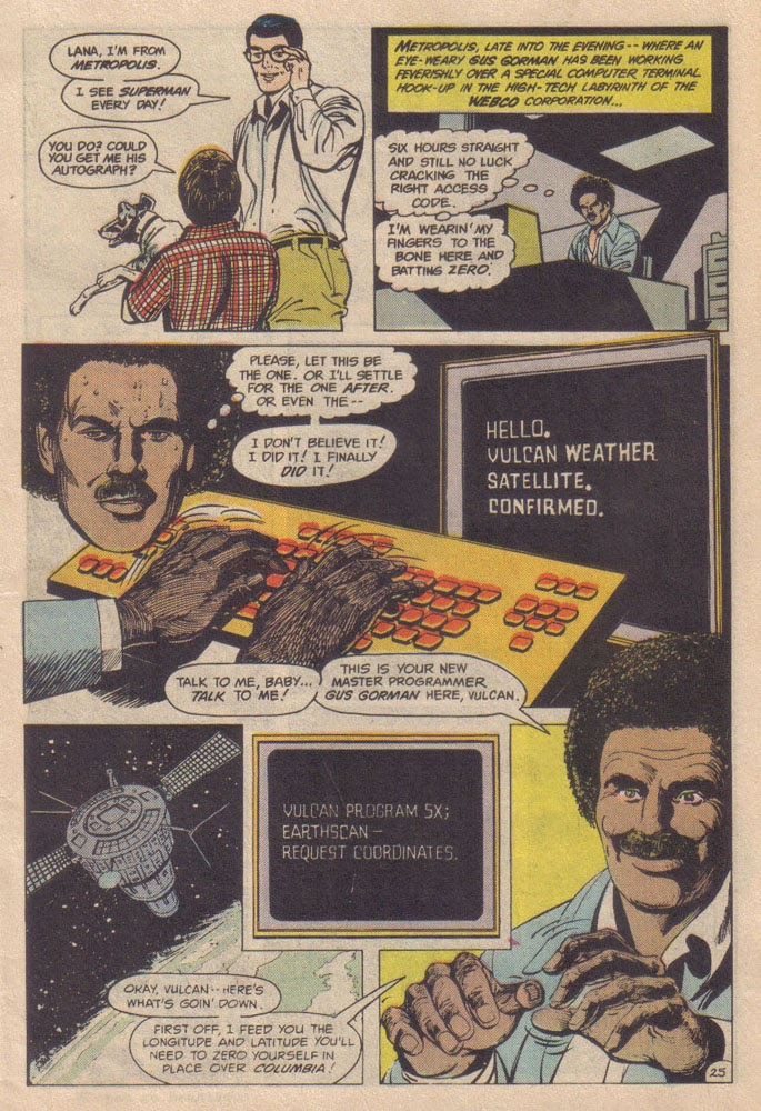Read online Superman III comic -  Issue # Full - 25
