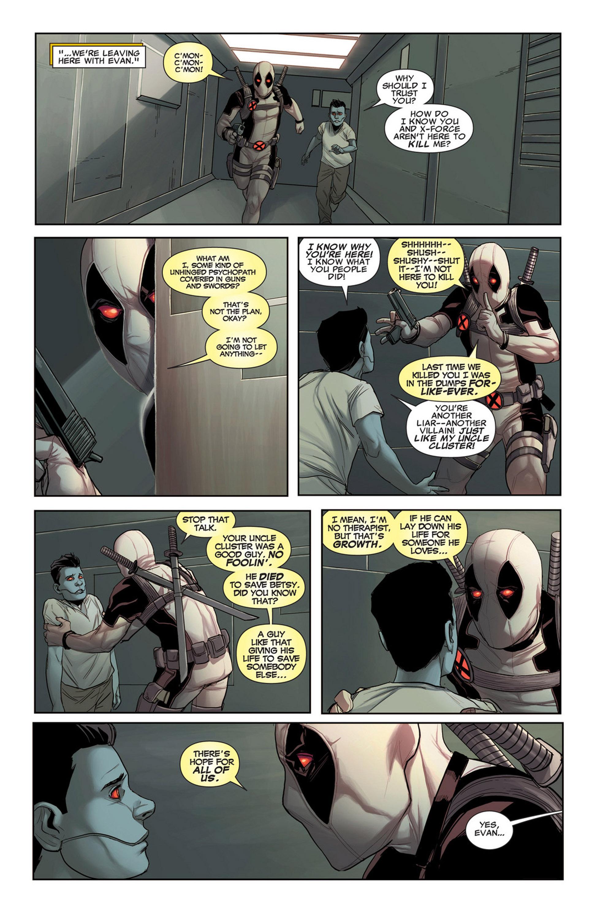 Uncanny X-Force (2010) #32 #34 - English 7