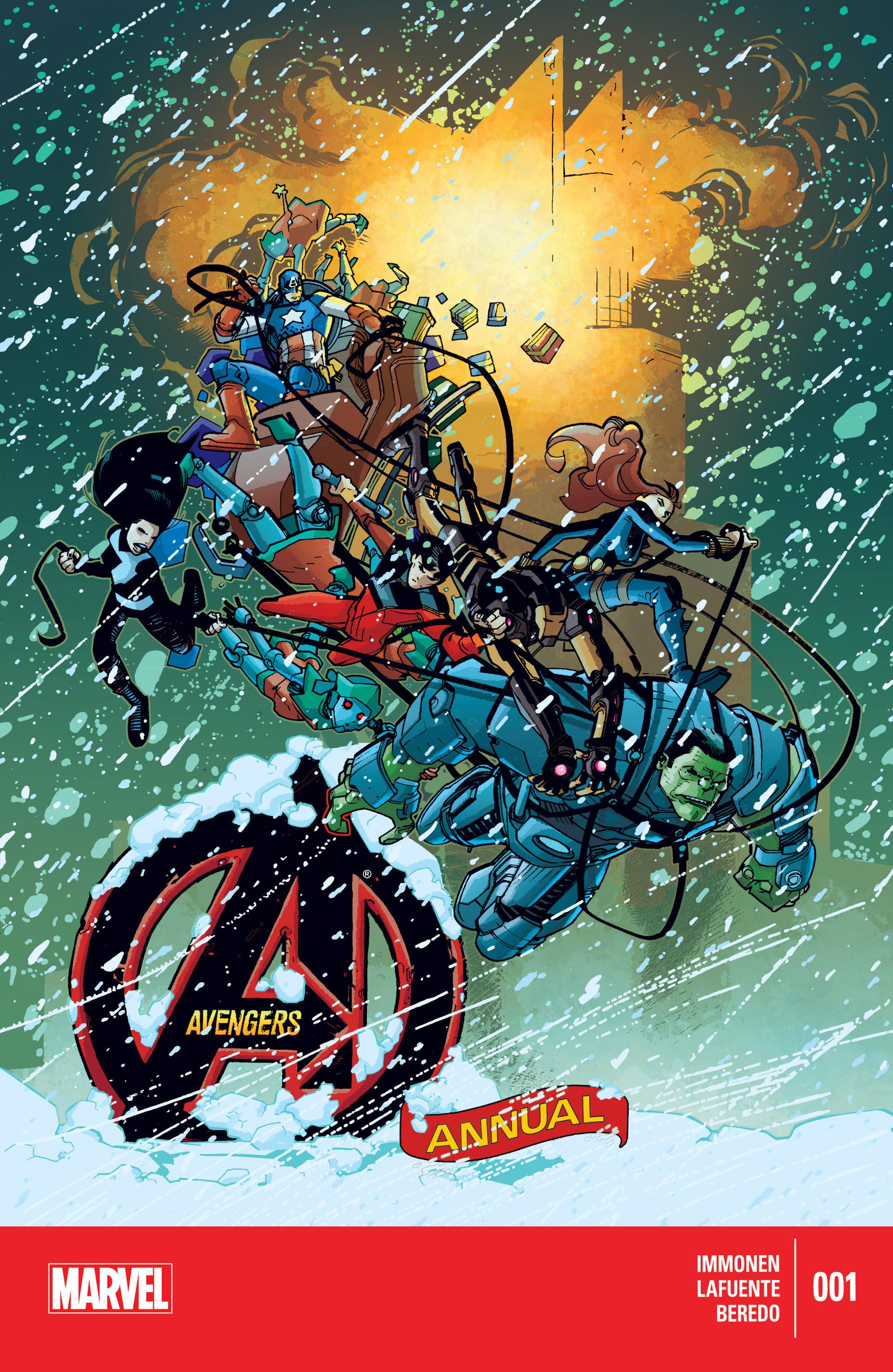 Read online Avengers (2013) comic -  Issue #Avengers (2013) _Annual 1 - 1