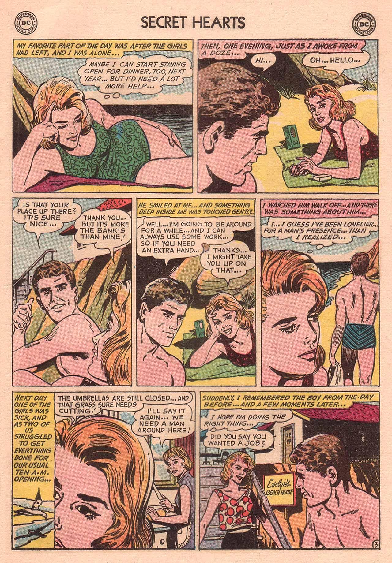 Read online Secret Hearts comic -  Issue #94 - 13