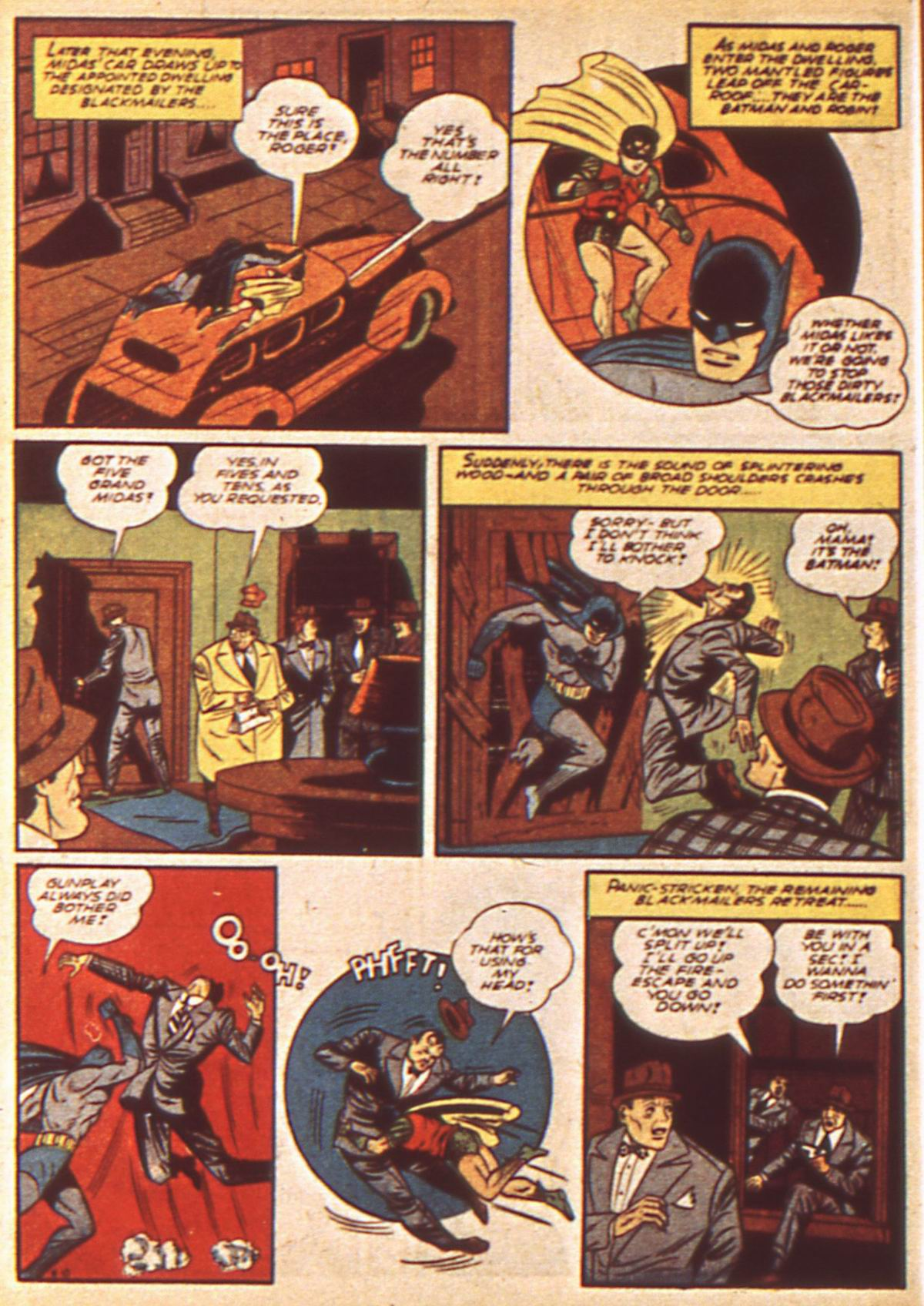 Read online Detective Comics (1937) comic -  Issue #47 - 12
