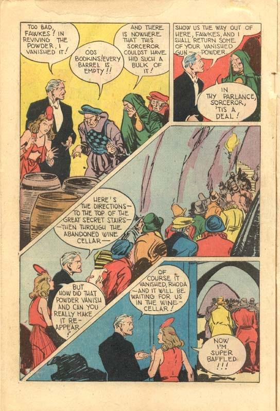 Super-Magician Comics issue 31 - Page 14