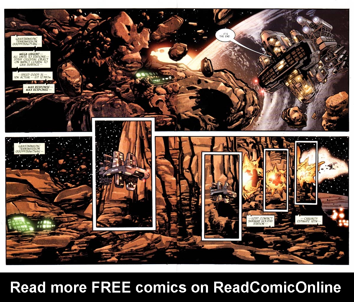 Read online Sigil (2000) comic -  Issue #23 - 5