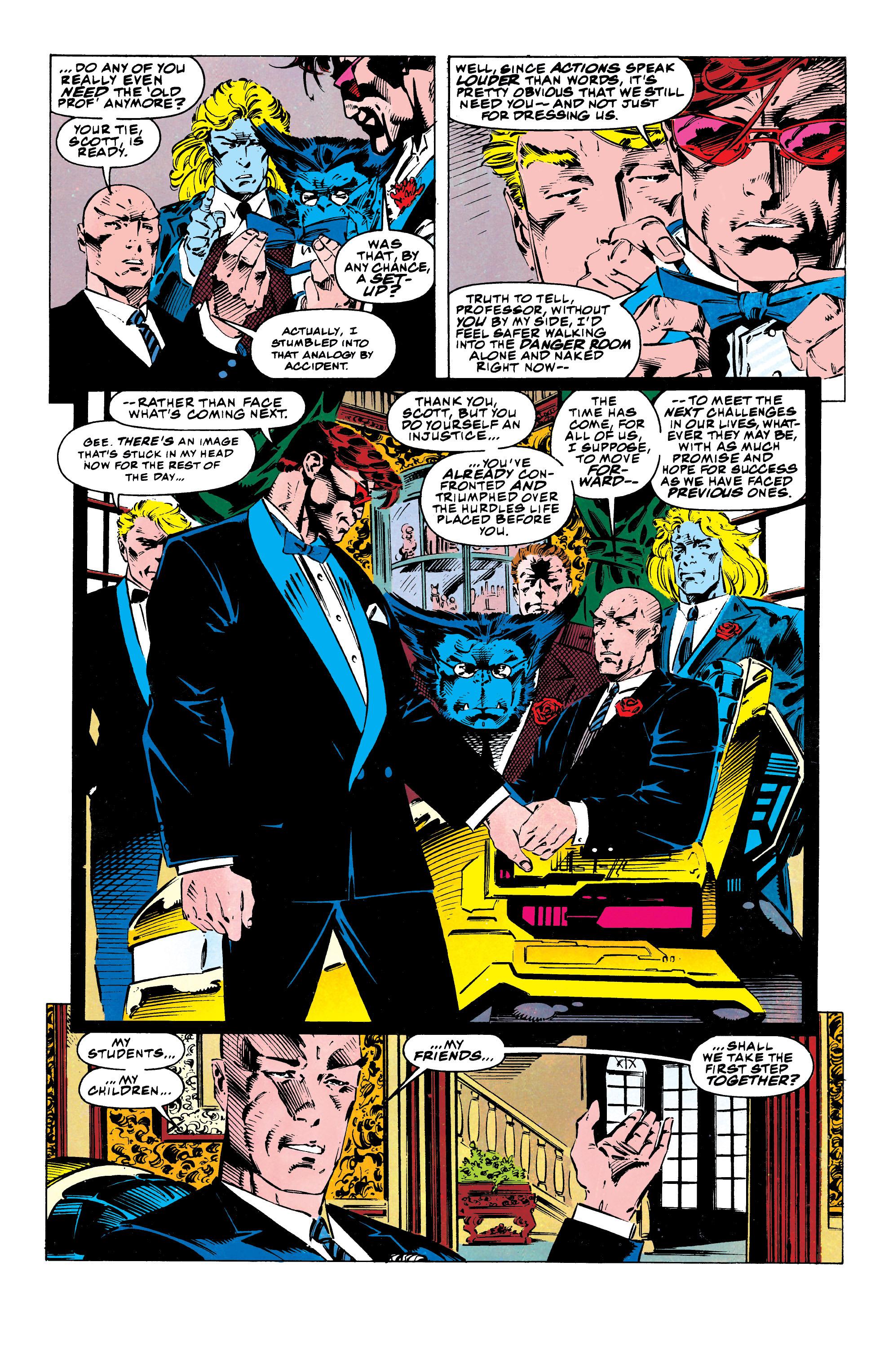 X-Men (1991) 30 Page 7