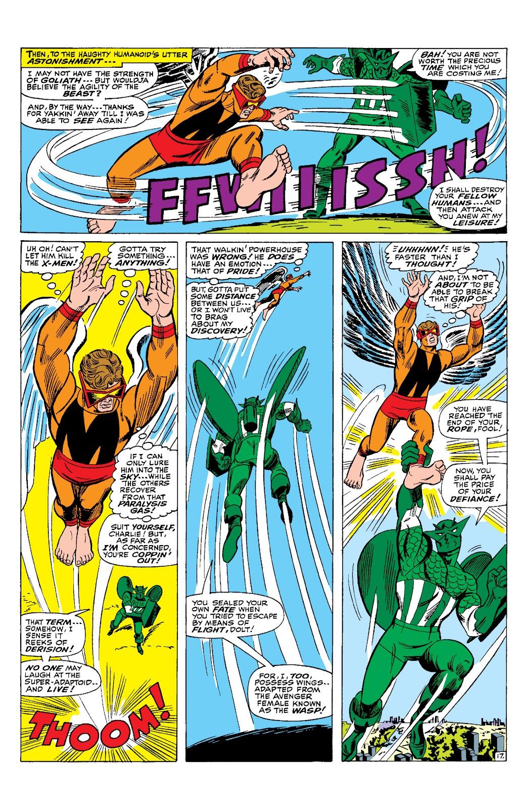 Uncanny X-Men (1963) issue 29 - Page 18