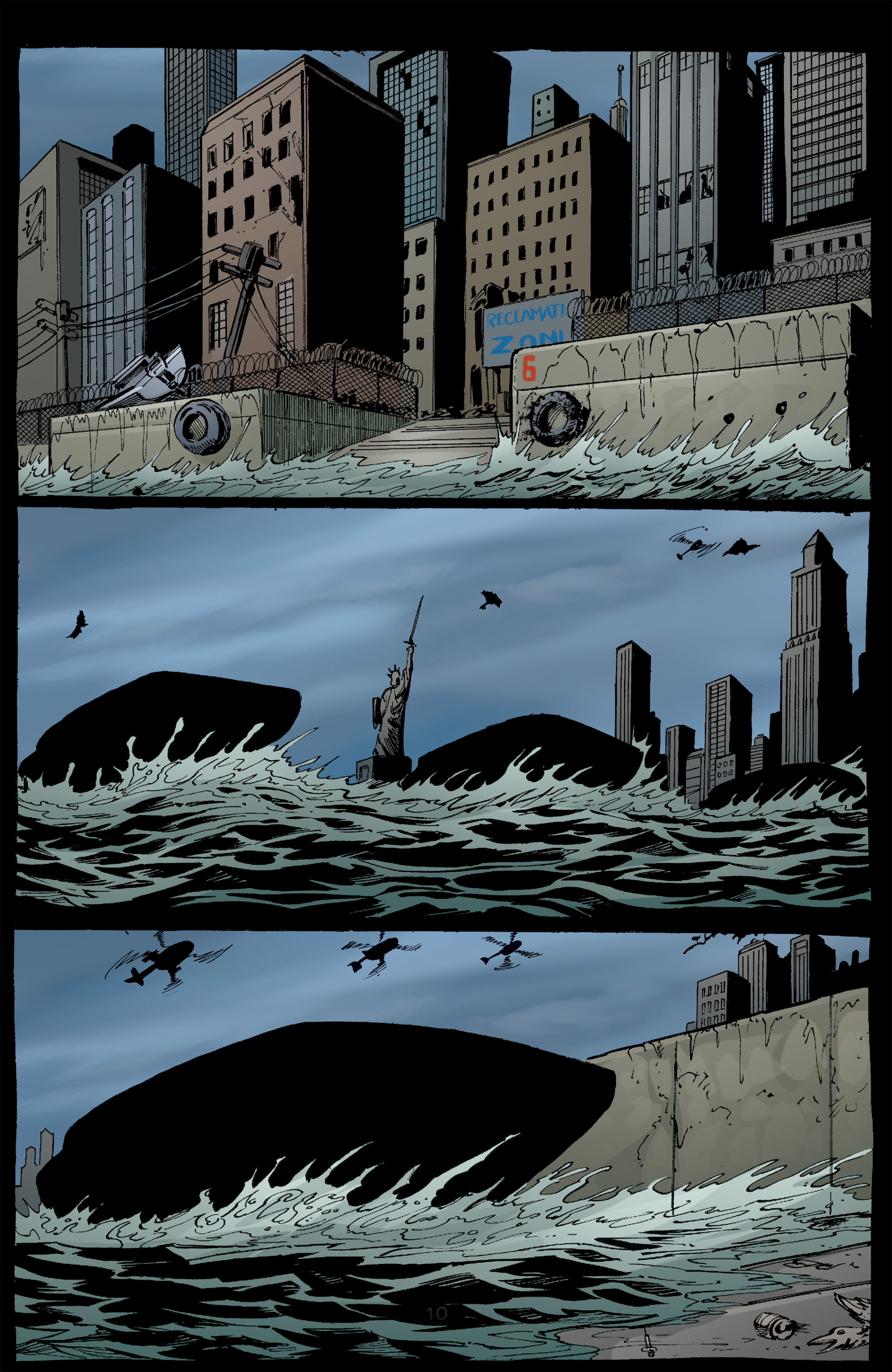 Read online Transmetropolitan comic -  Issue #54 - 11