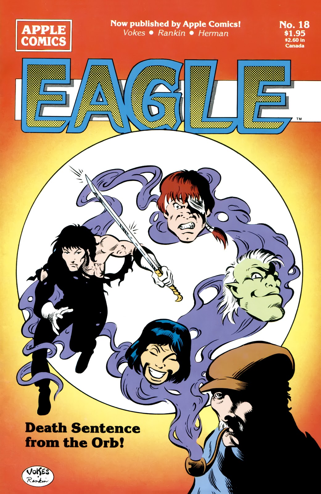 Eagle issue 18 - Page 1