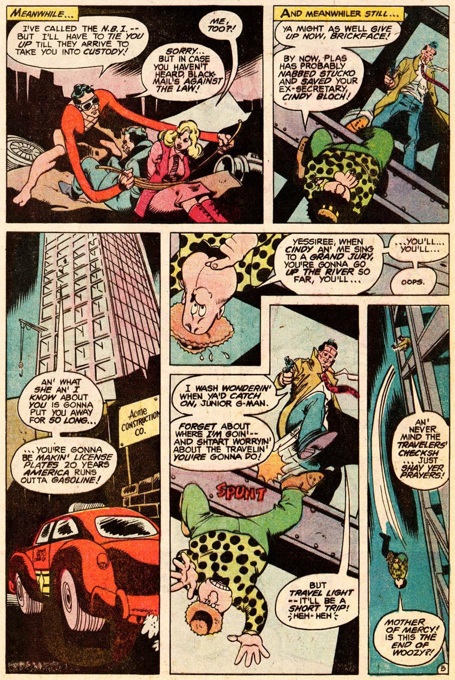 Read online Adventure Comics (1938) comic -  Issue #471 - 6