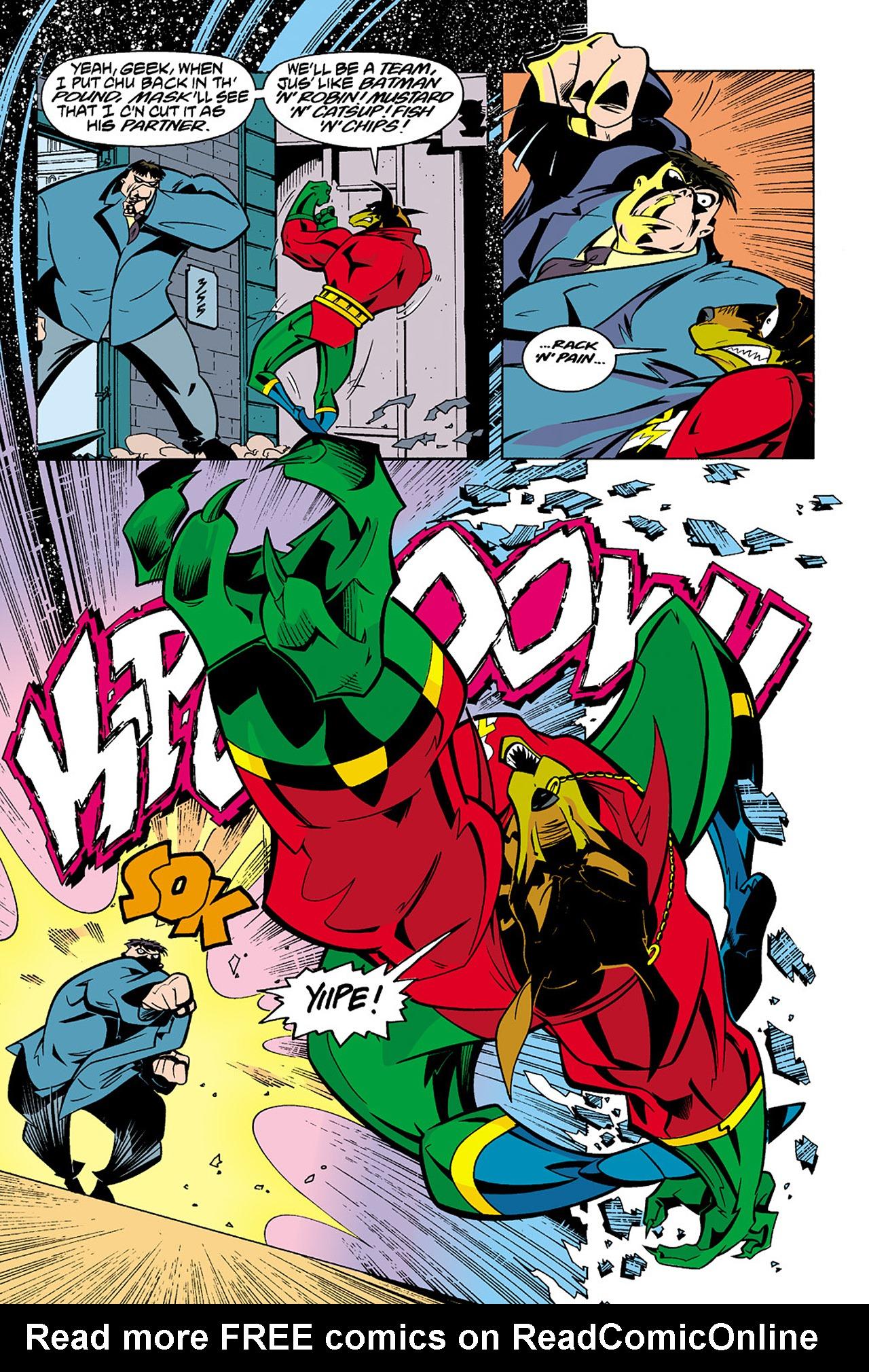 Read online Adventures Of The Mask Omnibus comic -  Issue #Adventures Of The Mask Omnibus Full - 291