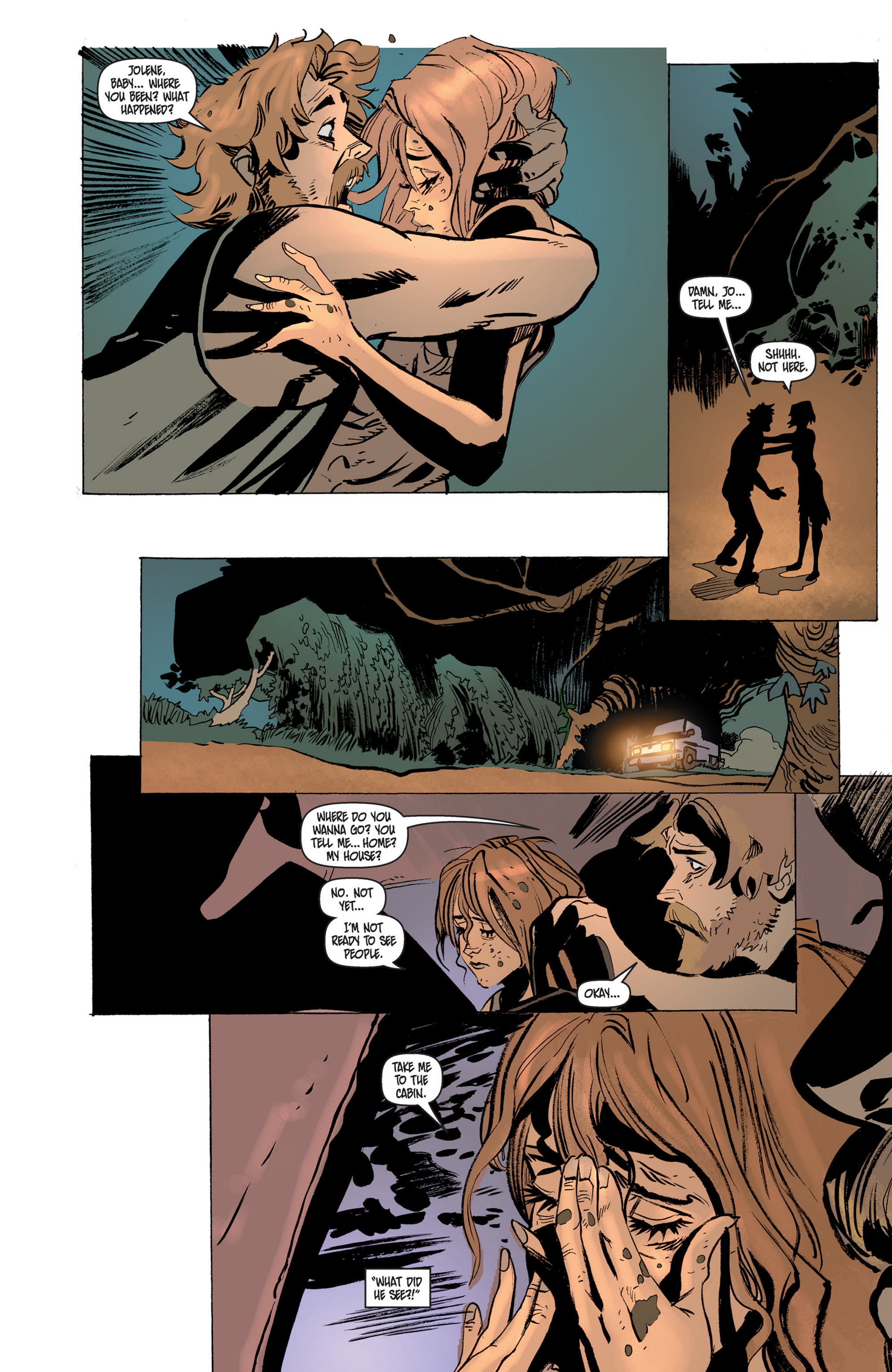 Read online Cannibal comic -  Issue #6 - 11