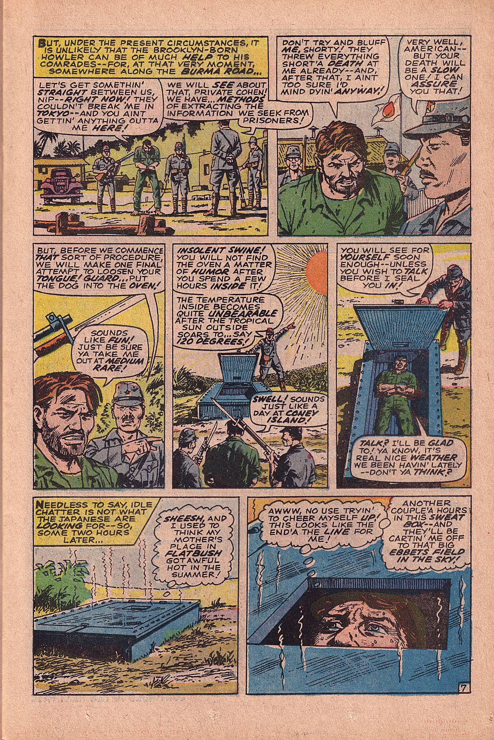 Read online Sgt. Fury comic -  Issue #52 - 11
