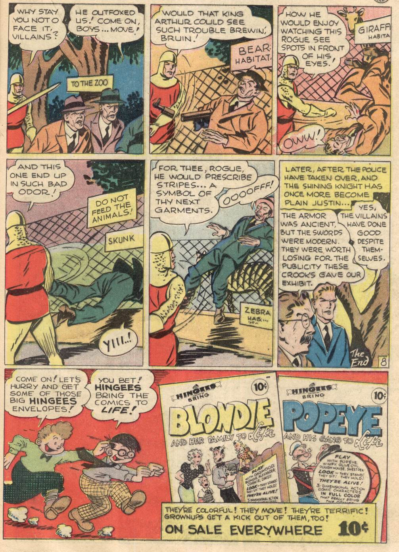 Read online Adventure Comics (1938) comic -  Issue #100 - 29